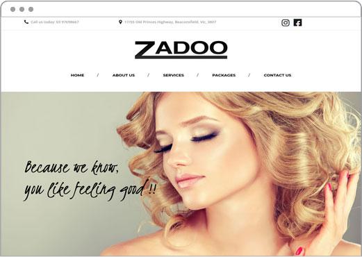 Zadoo Hair