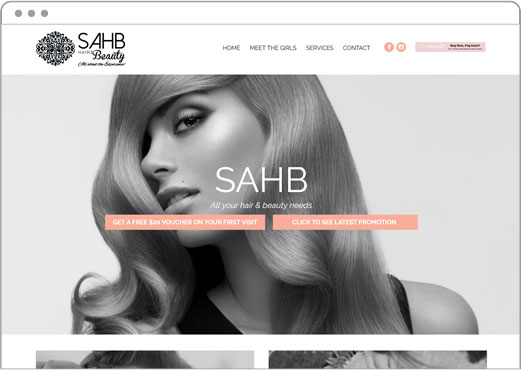 SAHB Hair